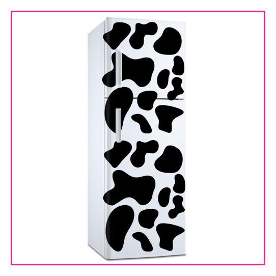 Kit 11 Stickers Tache De Vache