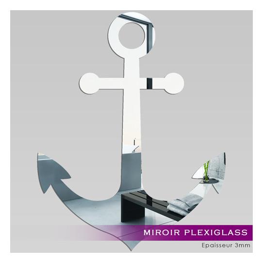 Miroir Acrylique Plexiglass Ancre