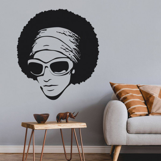 Stickers afro