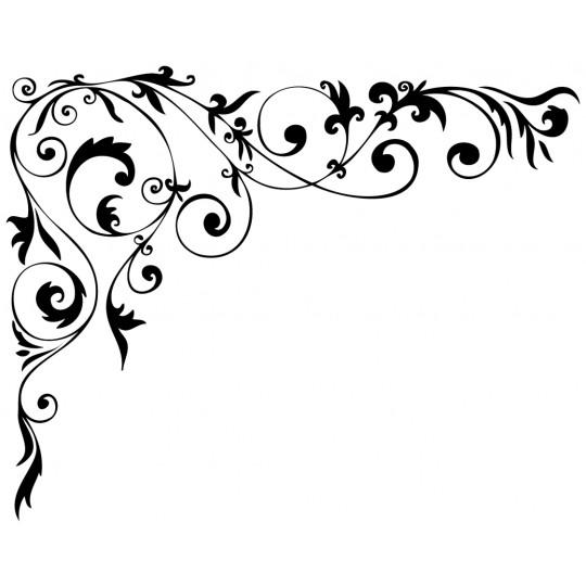 Stickers Baroque