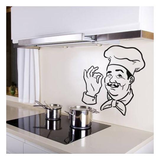 Stickers Chef Cuisine