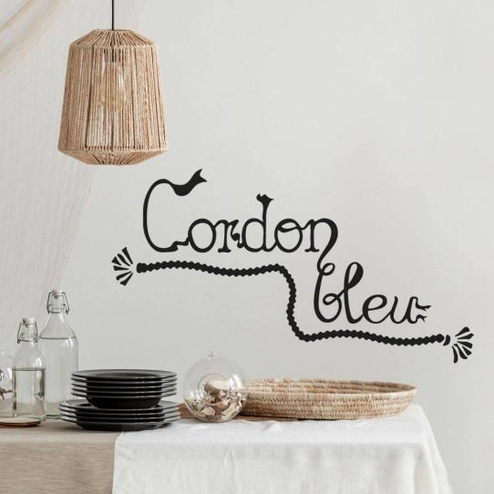 Stickers cuisine cordon bleu