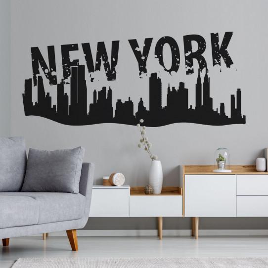Stickers new york