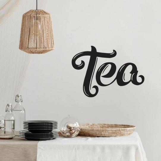 Stickers tea