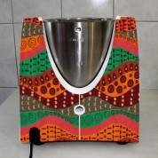 Stickers Thermomix TM 31  Afrique