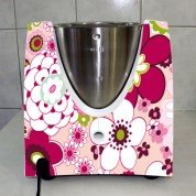 Stickers Thermomix TM 31 Flowers 4