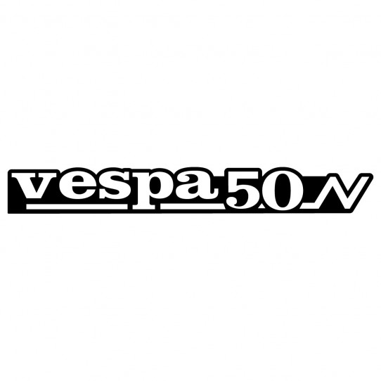 Stickers vespa 50 N