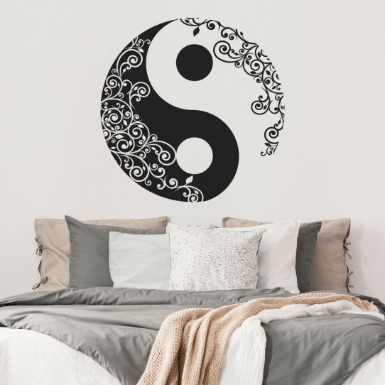 Stickers ying yang