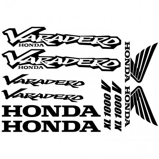 Stickers Honda varadero XL 1000v
