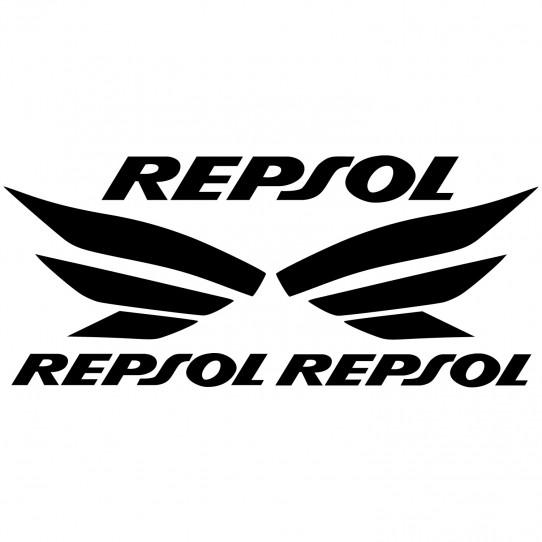 Stickers Repsol